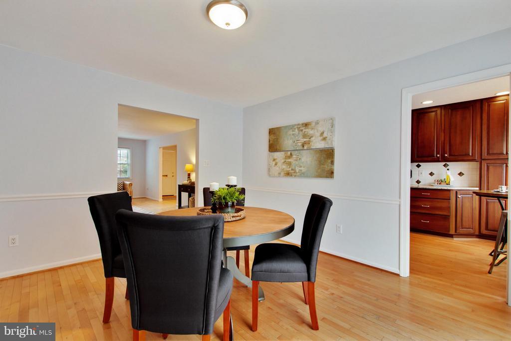 Dining Room - 2220 SOMERSET ST, ARLINGTON