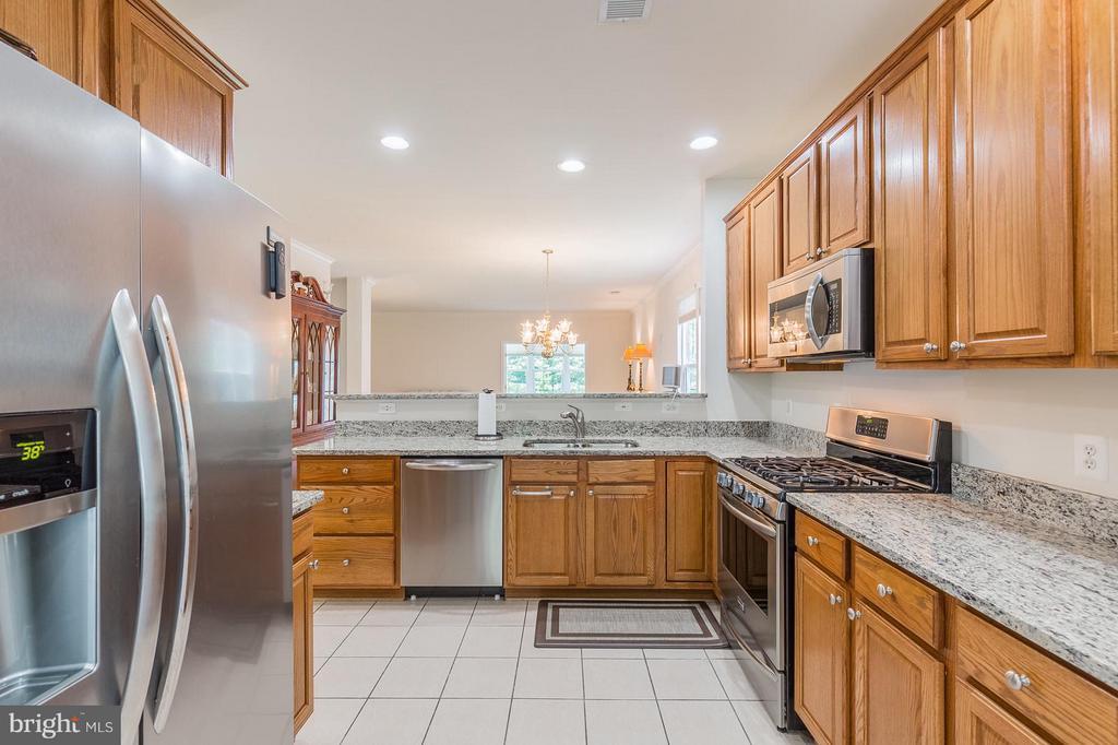 Kitchen - 3700 GREY GHOST CT, DUMFRIES
