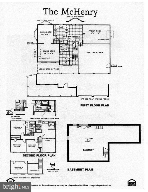 Floorplan - 4850 WOODIE CT, WOODBRIDGE