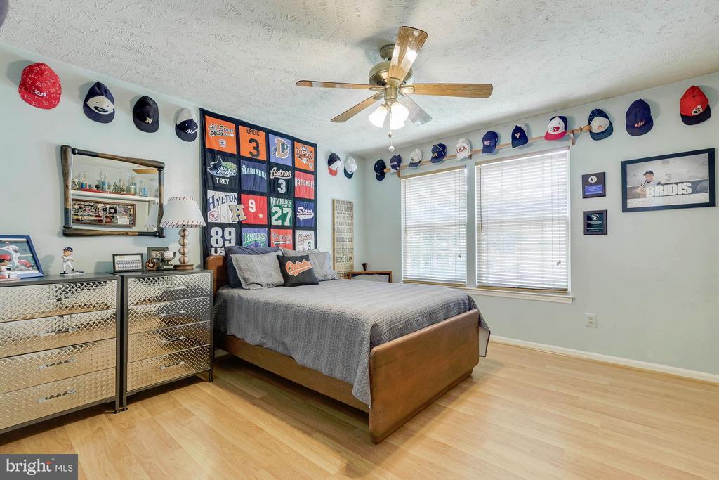 4th Bedroom - 4850 WOODIE CT, WOODBRIDGE