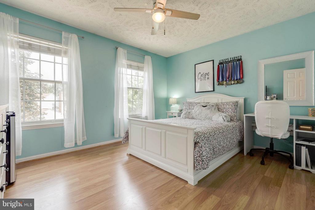 3rd Bedroom - 4850 WOODIE CT, WOODBRIDGE