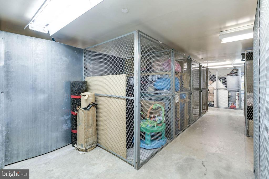 Extra storage conveys - 1530 KEY BLVD #410, ARLINGTON