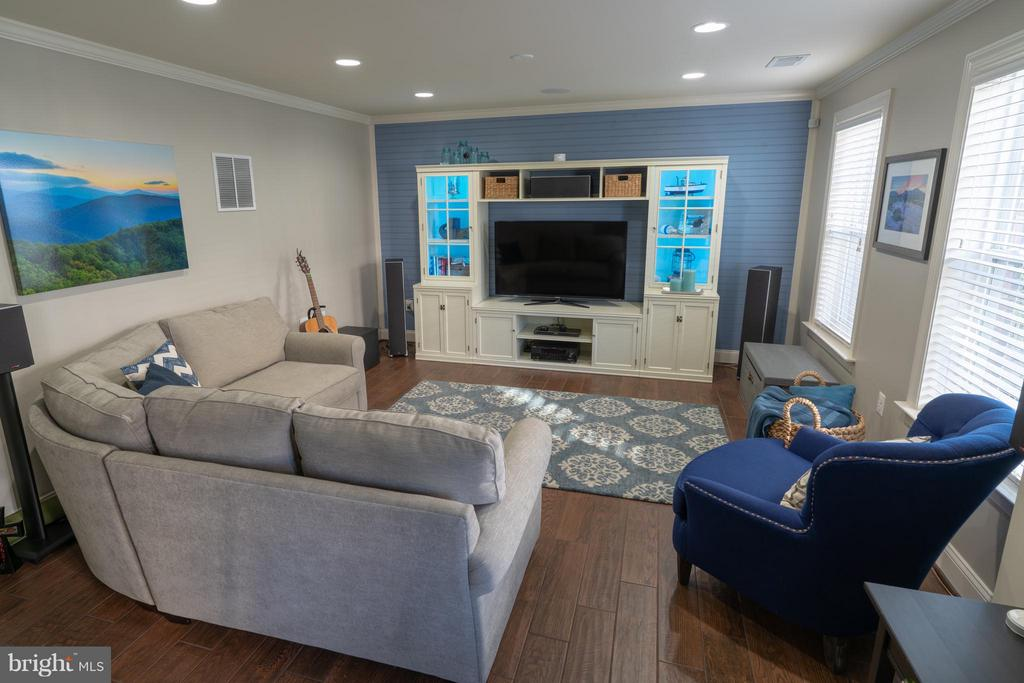 Basement - 127 ANTHEM AVE, HERNDON