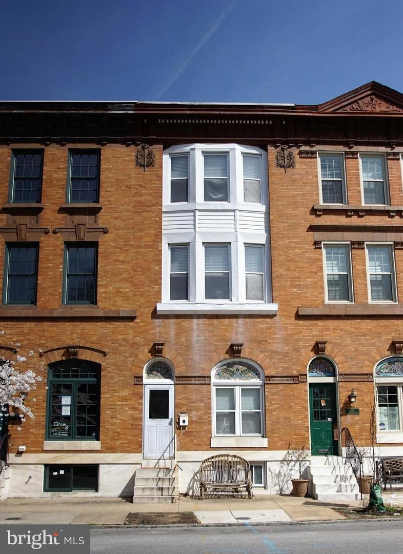 Other Residential for Rent at 145 Linwood Ave S Baltimore, Maryland 21224 United States