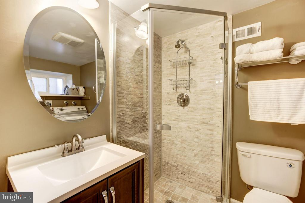 Lower Level Full Bath - 4672 36TH ST S #B, ARLINGTON