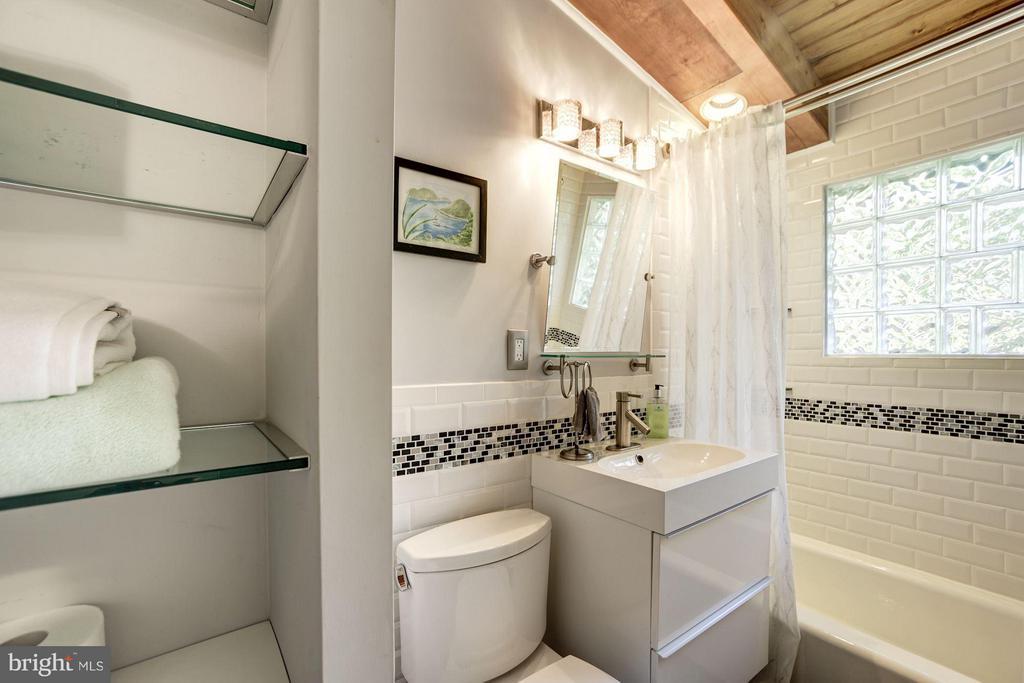 Bathroom #2 - 3407 HARTWELL CT, FALLS CHURCH