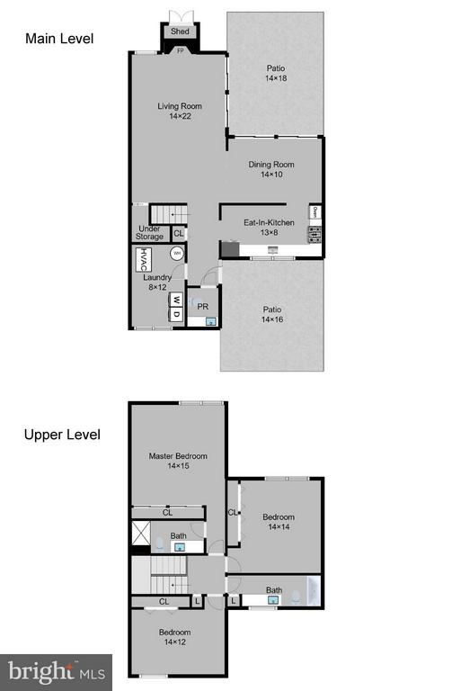 Floorplan - 11462 LINKS DR, RESTON