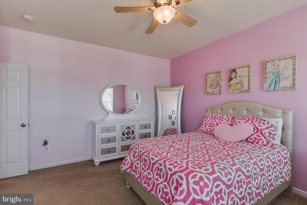 Generous bedrooms and closet space - 10339 SPRING IRIS DR, BRISTOW