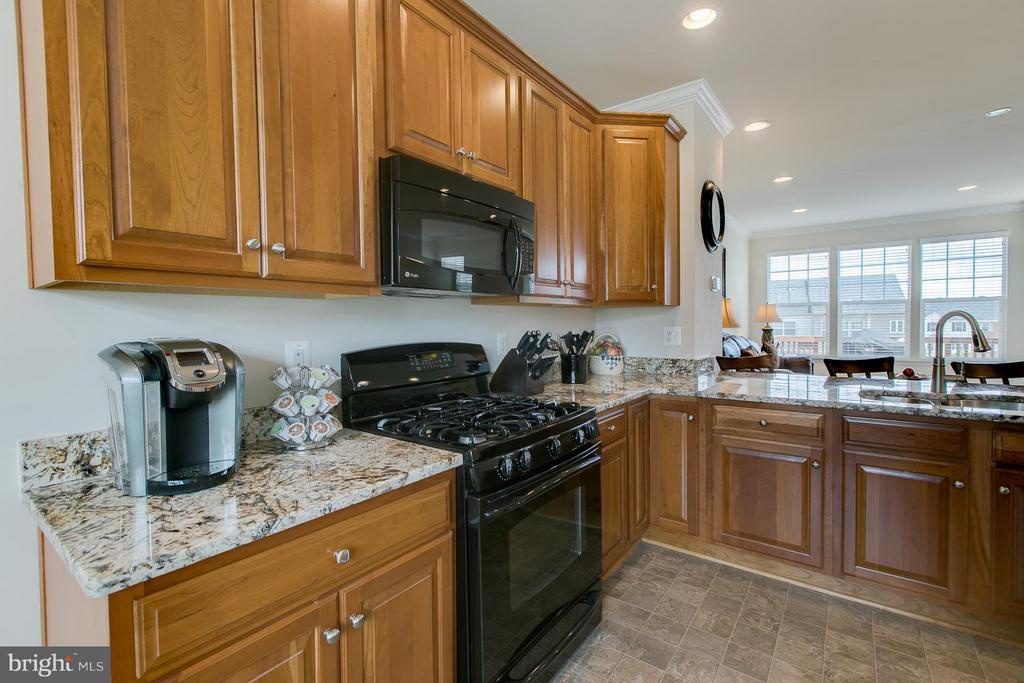 Kitchen - 250 WOODSTREAM BLVD, STAFFORD