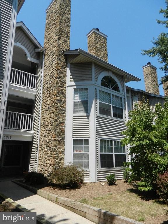 Exterior (Front) - 5612 WILLOUGHBY NEWTON DR #16, CENTREVILLE