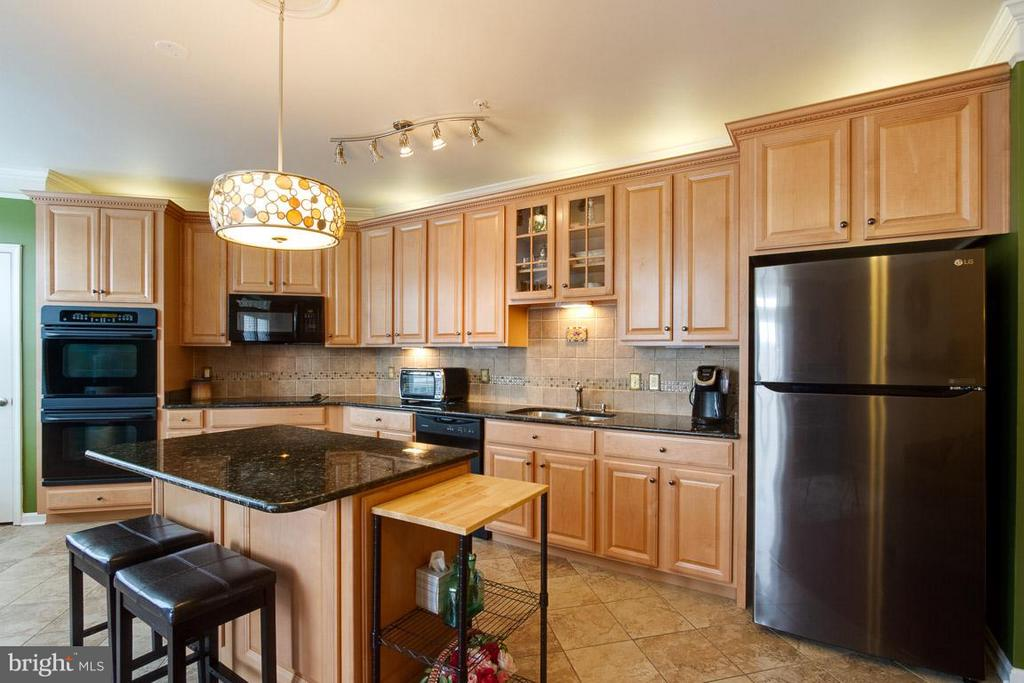 Kitchen - 19323 DIAMOND LAKE DR, LEESBURG