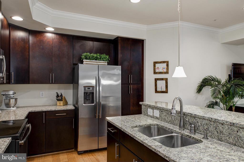 Chic & Modern Kitchen - 7479 BRUNSON CIR, GAINESVILLE