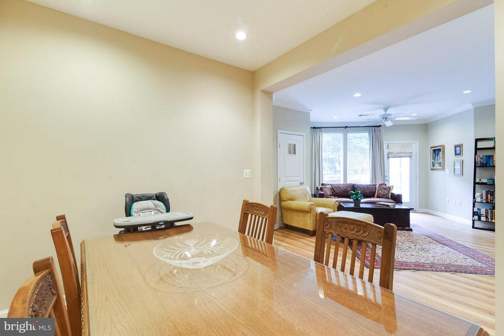 Dining Room - 12000 MARKET ST #151, RESTON