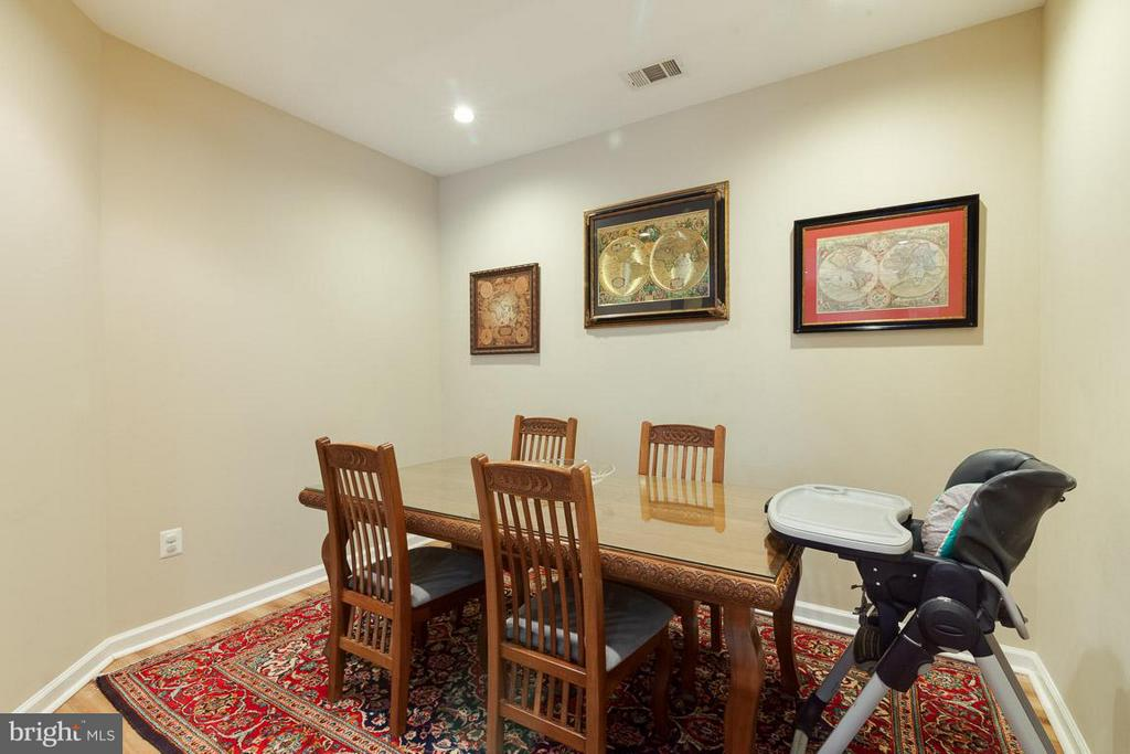 Separate Dining Room - 12000 MARKET ST #151, RESTON