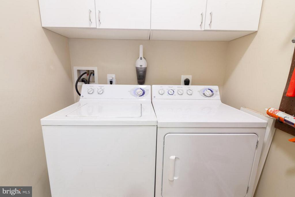 Full Size Washer/ Dryer in Laundry Room - 12000 MARKET ST #151, RESTON