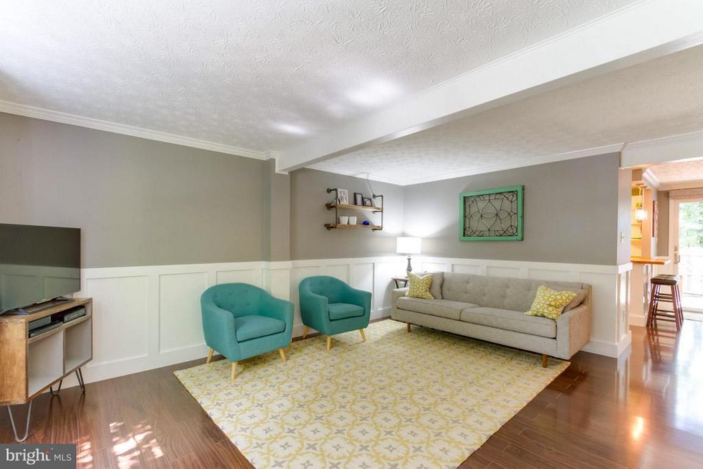Living Room - 11564 IVY BUSH CT, RESTON