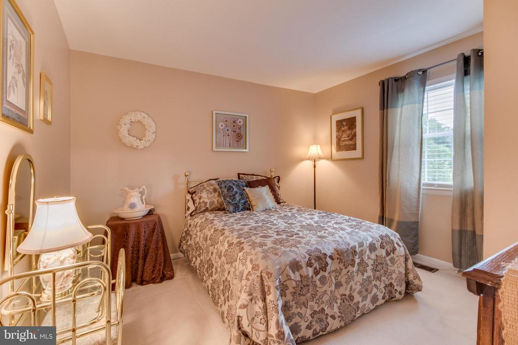 Bedroom #1 is on main level - 14376 SPRINGBROOK CT, WOODBRIDGE