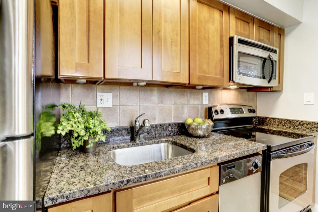 Updated kitchen! - 1336 ODE ST #16, ARLINGTON