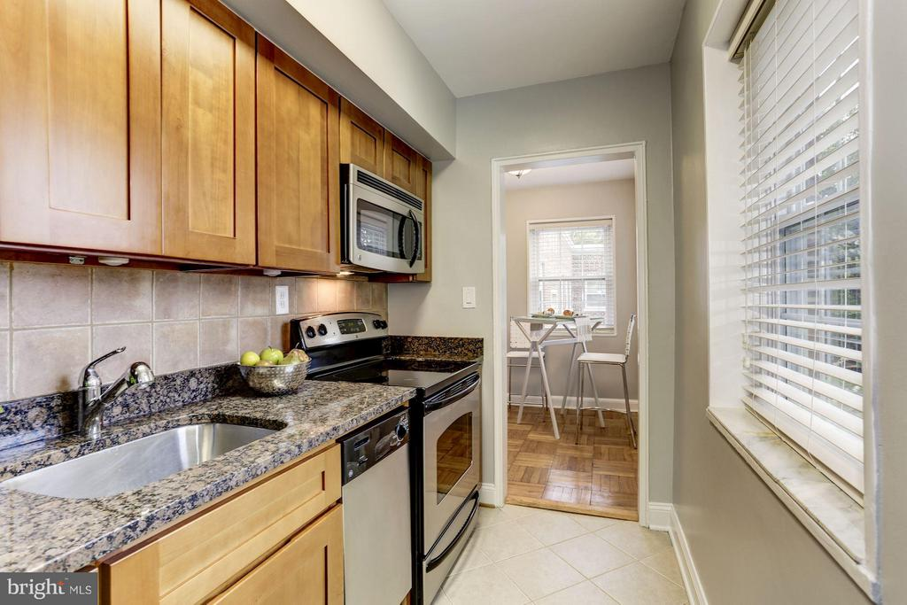 Stainless steel appliances - 1336 ODE ST #16, ARLINGTON
