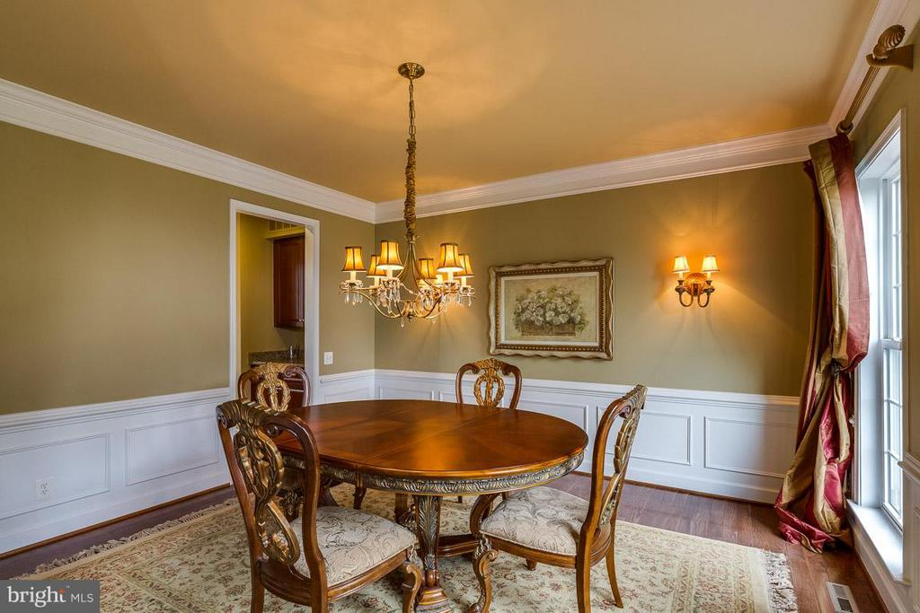 Dining Room - 21135 WHITE CLAY PL, LEESBURG
