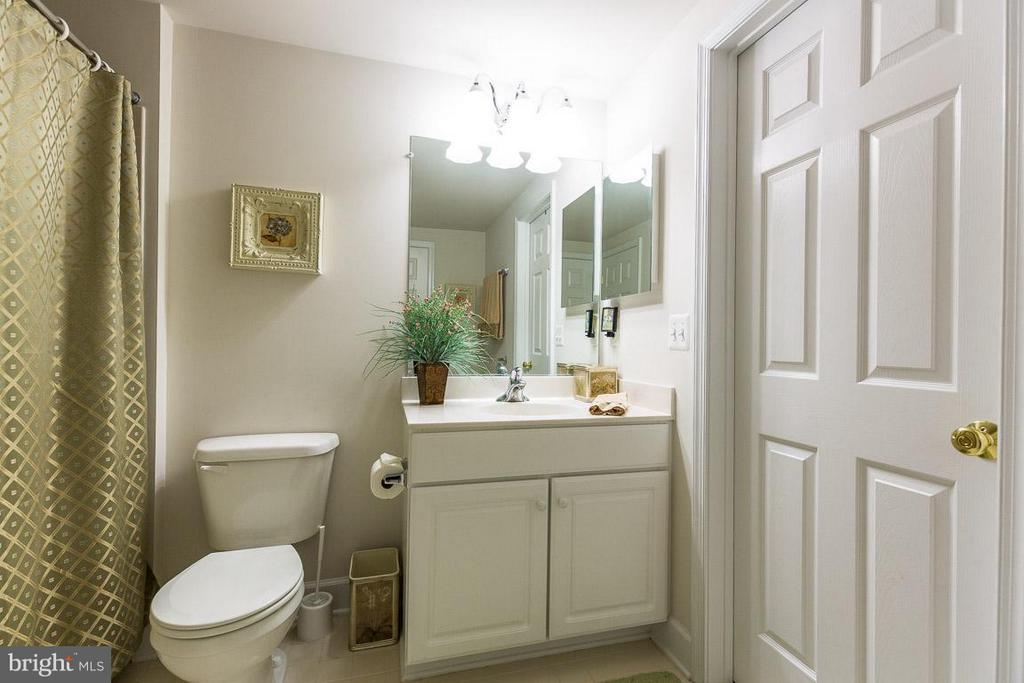 Lower Level Full Bathroom - 21135 WHITE CLAY PL, LEESBURG
