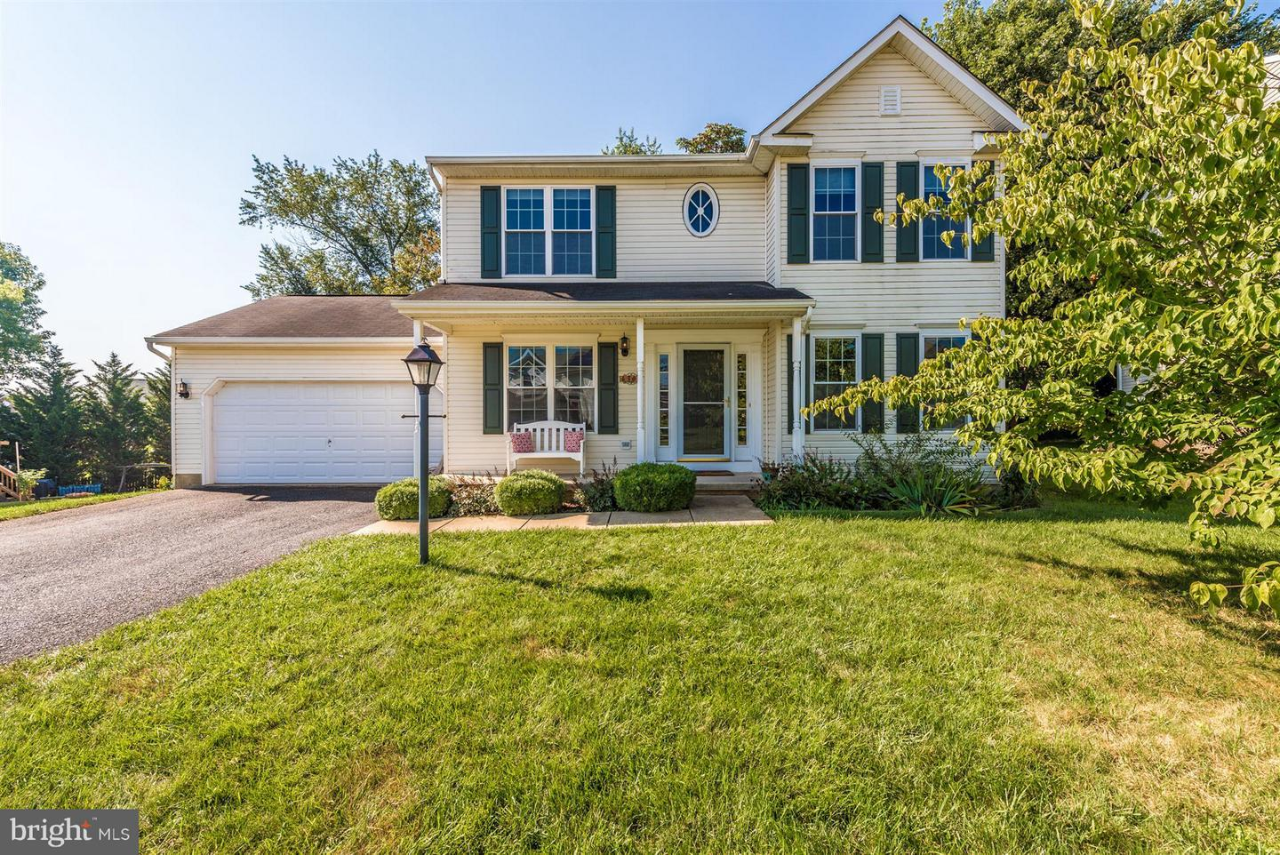 Single Family for Sale at 4307 Ferry Hill Ct Point Of Rocks, Maryland 21777 United States