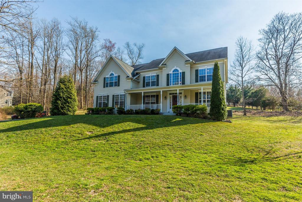 Beautiful home, private lot! - 6653 SOUTH CLIFTON RD, FREDERICK