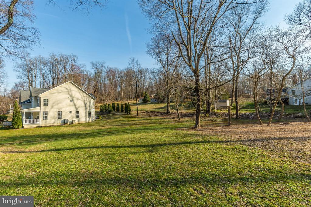 Over 2 acres of privacy! - 6653 SOUTH CLIFTON RD, FREDERICK