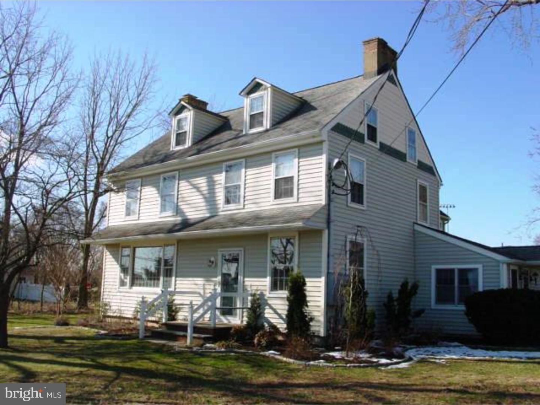 Casa Unifamiliar por un Venta en 118 BRIDGETON PIKE Mullica Hill, Nueva Jersey 08062 Estados Unidos