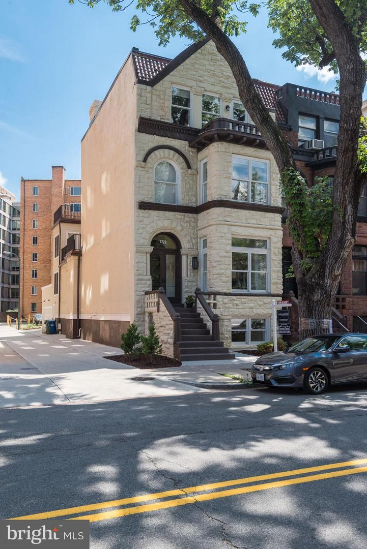 Single Family Home for Sale at 1728 P St Nw 1728 P St Nw Washington, District Of Columbia 20036 United States