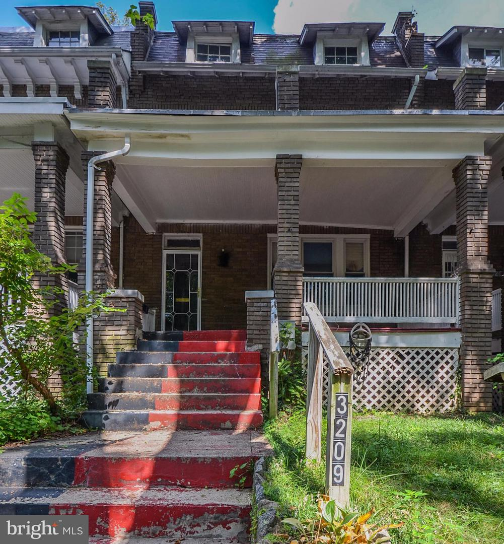 Single Family for Sale at 3209 Adams Mill Rd NW Washington, District Of Columbia 20010 United States