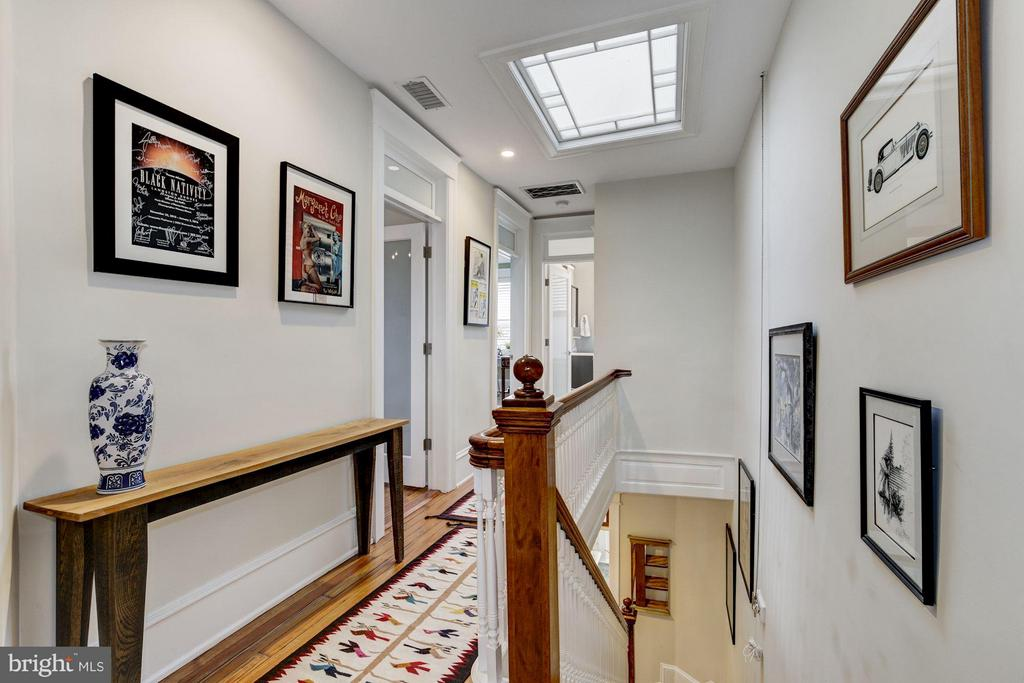 3rd Floor Stair Hall - 506 A ST SE, WASHINGTON