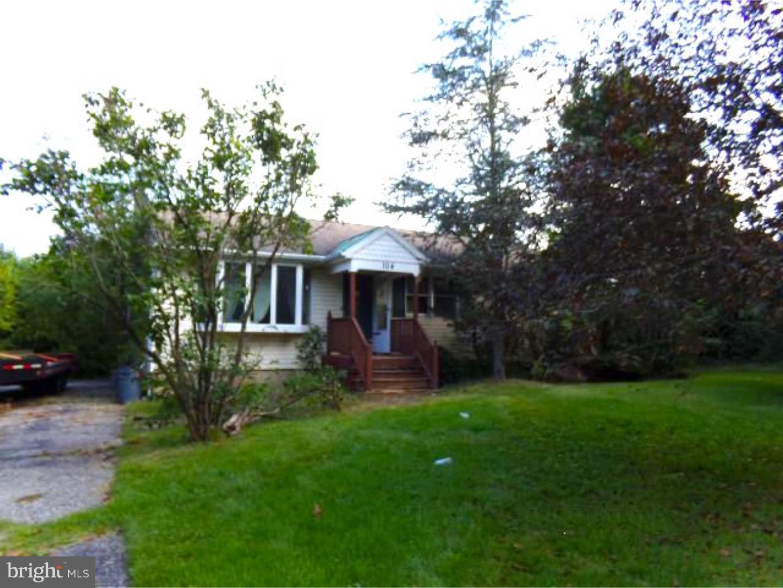Casa Unifamiliar por un Venta en 104 HERITAGE Road Mantua, Nueva Jersey 08080 Estados Unidos