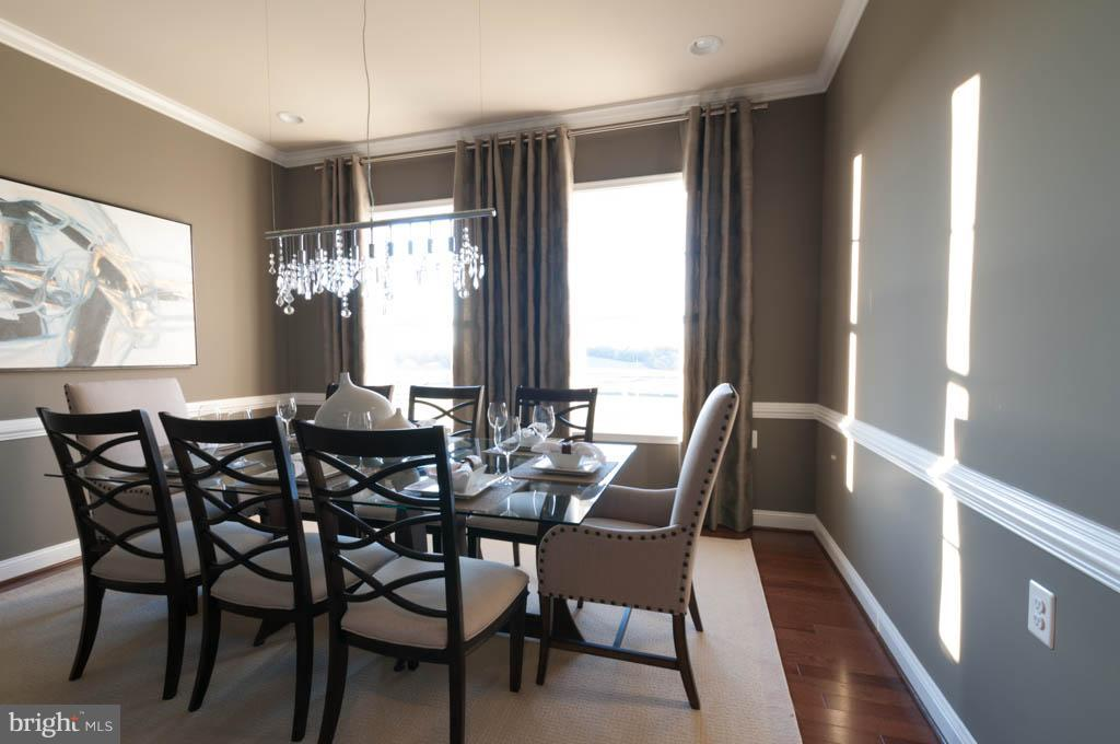 Dining Room - 10386 SPRINGSIDE TER, IJAMSVILLE
