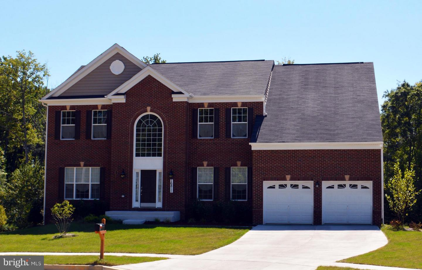 Photo of home for sale at 15302 Governors Park Lane, Upper Marlboro MD