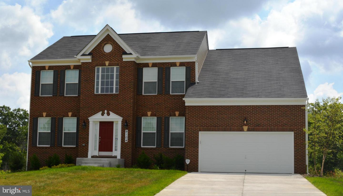 Photo of home for sale at 15212 Governors Park Lane, Upper Marlboro MD
