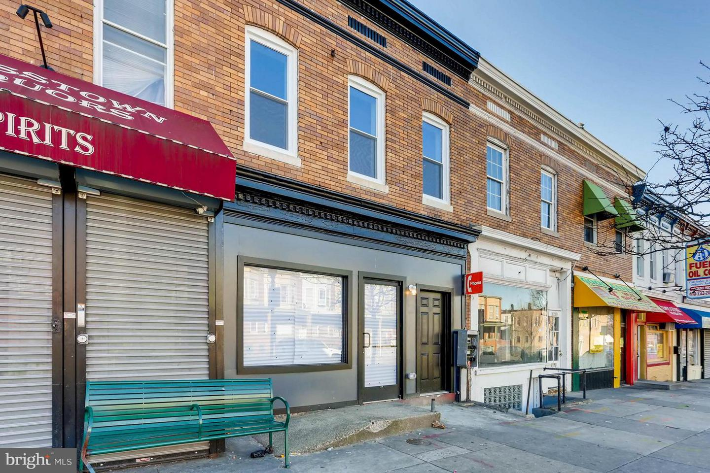Single Family for Sale at 3241 Belair Rd Baltimore, Maryland 21213 United States