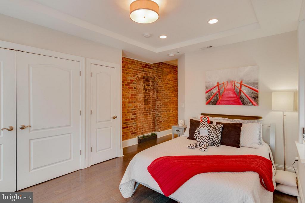 Master Bedroom - 9 E 2ND ST #2B, FREDERICK