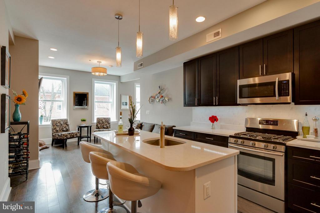 Relaxed living... - 9 E 2ND ST #2B, FREDERICK