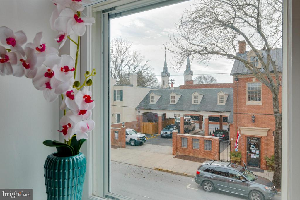 View of Clustered Spires - 9 E 2ND ST #2B, FREDERICK
