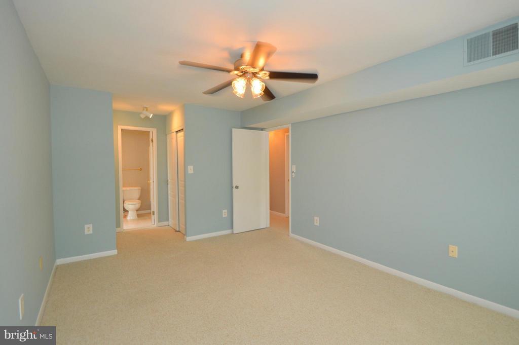 Bedroom (Master) - 11556 ROLLING GREEN CT #300, RESTON
