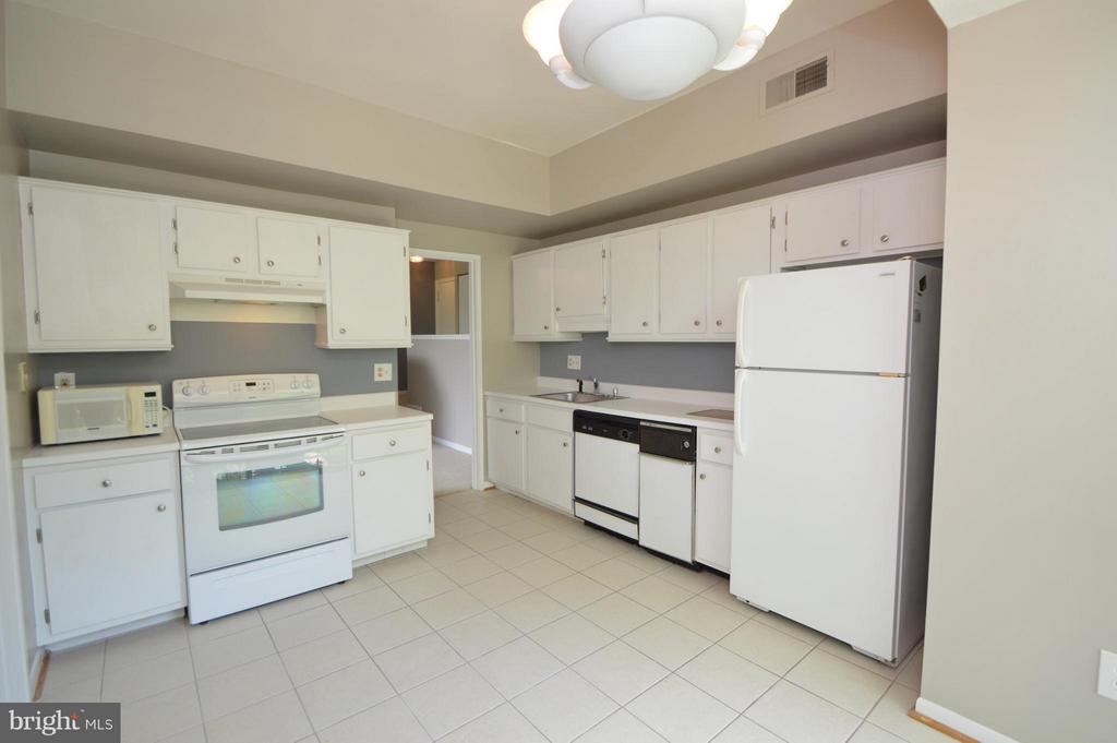 Kitchen - 11556 ROLLING GREEN CT #300, RESTON