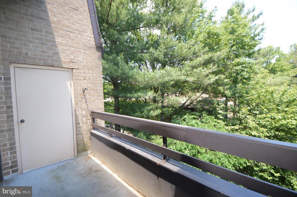 Exterior (Rear) - 11556 ROLLING GREEN CT #300, RESTON