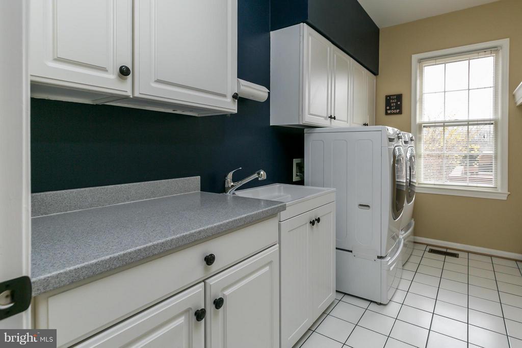 Laundry Room - 42001 RASPBERRY DR, LEESBURG