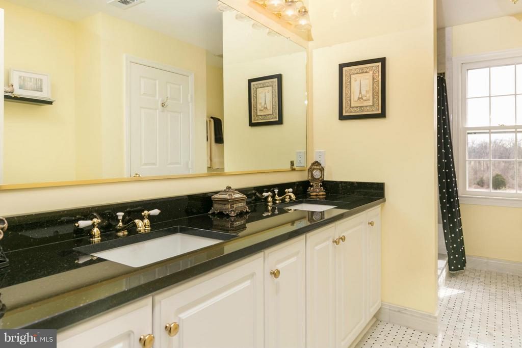 Full Guest Bath #1 - 42001 RASPBERRY DR, LEESBURG