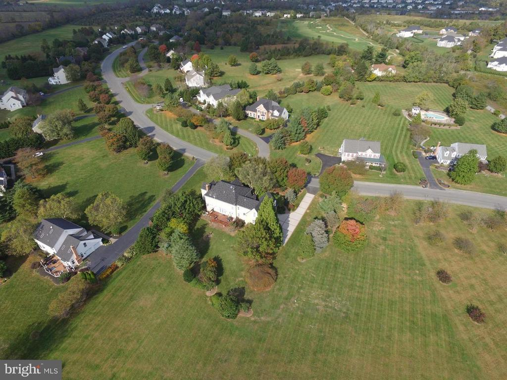 View from above - 42001 RASPBERRY DR, LEESBURG