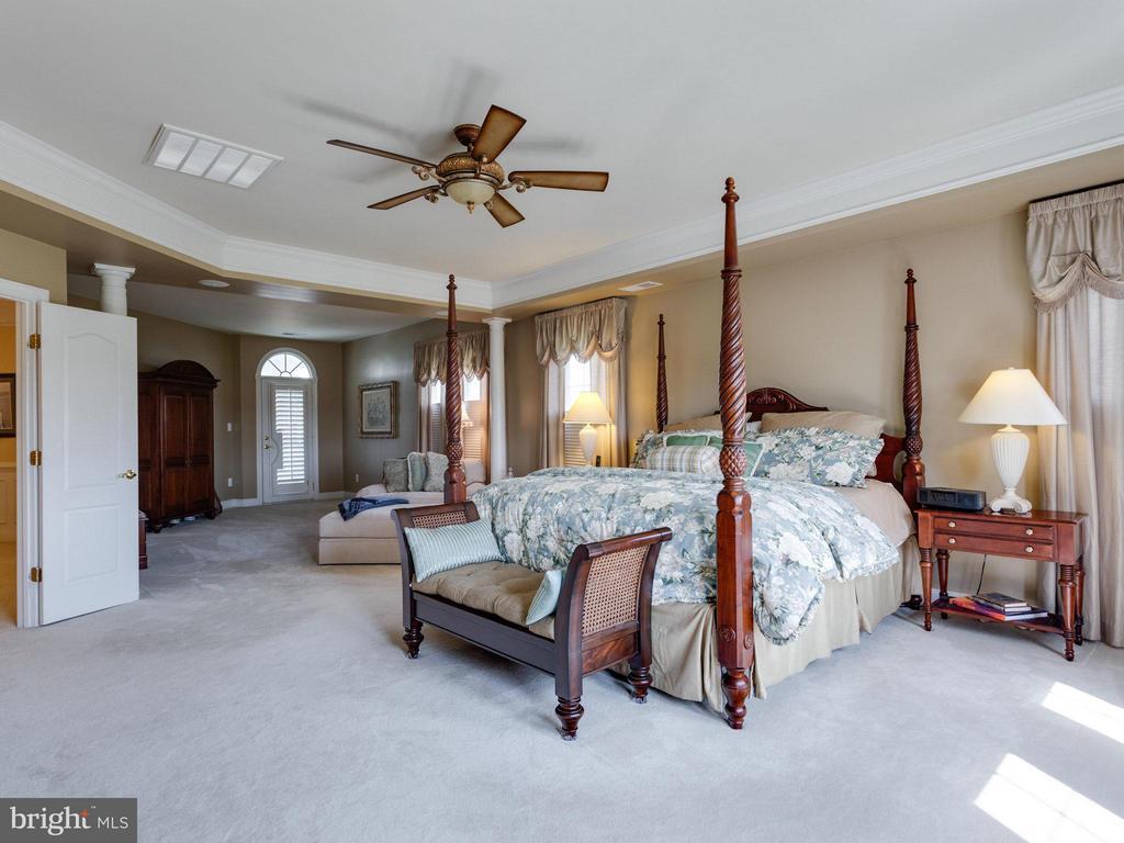 Bedroom (Master) - 16348 LIMESTONE CT, LEESBURG