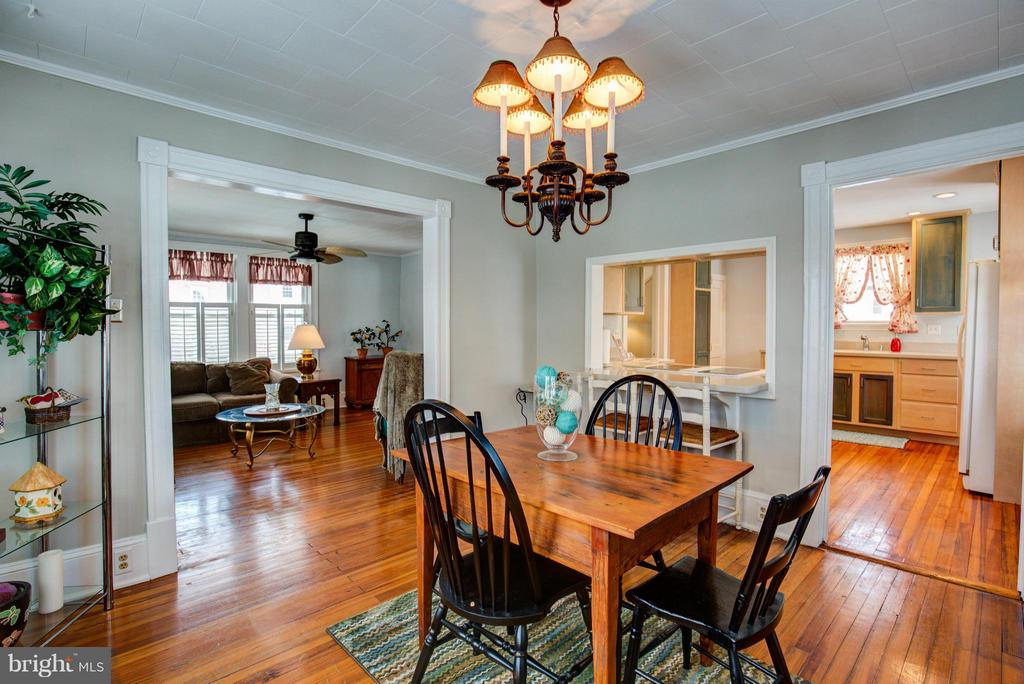 Dining Room - 301 MILLER ST, WINCHESTER