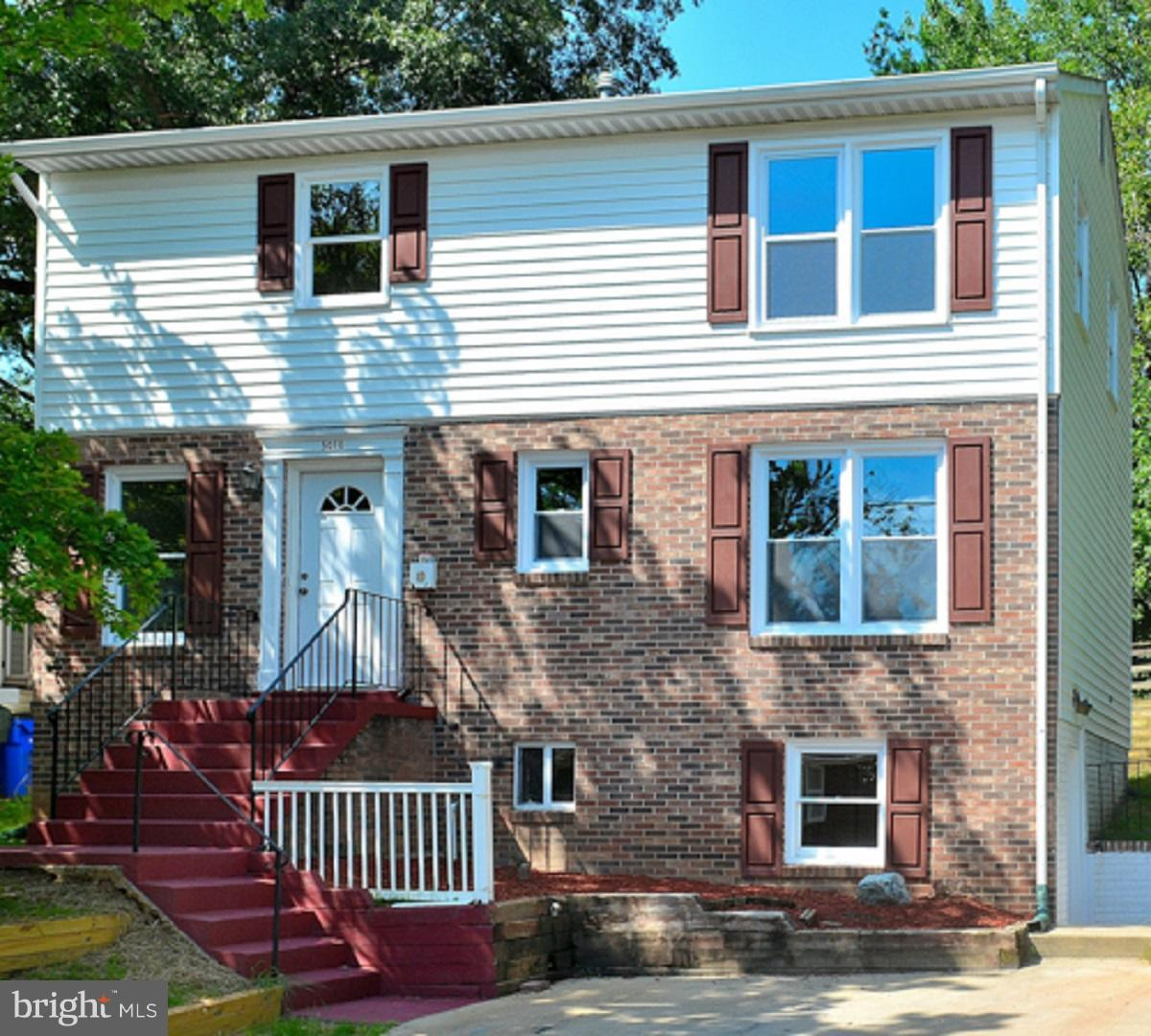 Single Family for Sale at 5010 Erie St College Park, Maryland 20740 United States