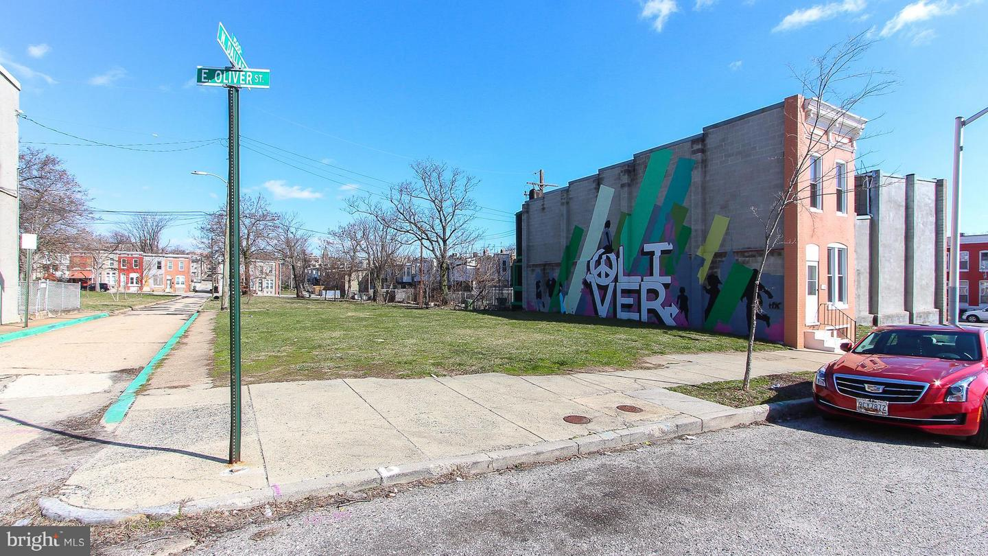 Land for Sale at 1512 Oliver St E Baltimore, Maryland 21213 United States